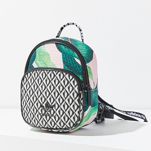 d74bde5f6cf3 Adidas collaboration with The FARM mini backpack